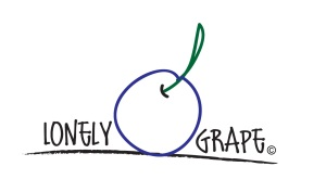 Lonely Grape Logo